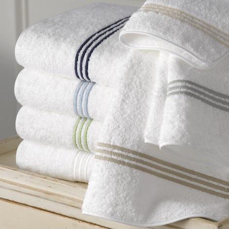Matouk  Bel Tempo Bath Wash Cloth $29.00