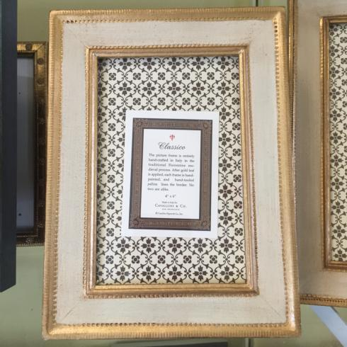 The Boutique Exclusives  Picture Frames Cavallini 4 x 6 $55.00