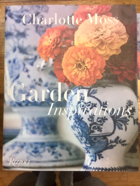 The Boutique Exclusives  Books Garden Inspirations by Charlotte Moss $50.00