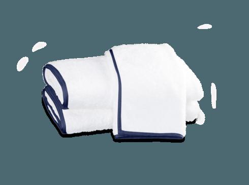 "Matouk  Chiaro Bath Monogram 2.5"" Applique for Guest Towel $32.00"