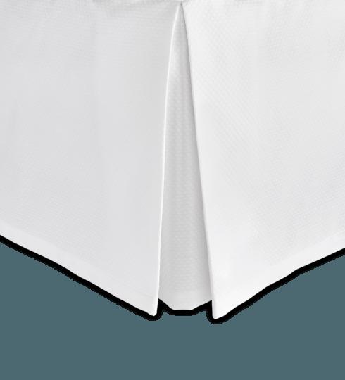 Matouk  Bed Skirts Diamond Pique $225.00