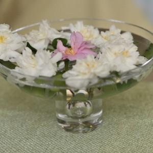 Badash   Camellia Bowl (lg) $90.00