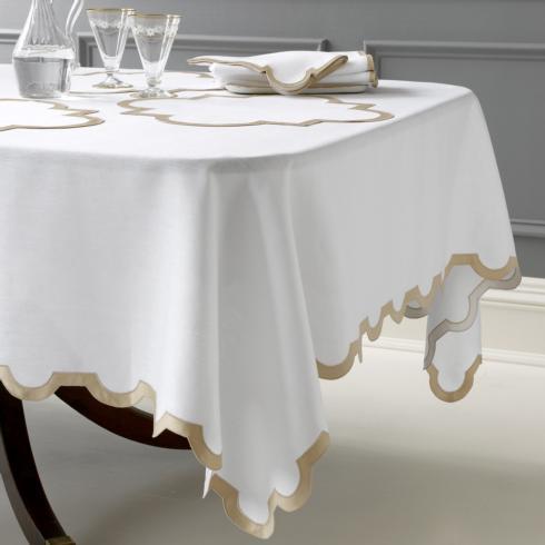 Matouk  Mirasol Table 22x22 Napkin Set 4 $180.00