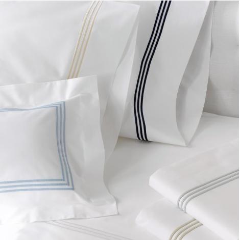 Matouk  Bel Tempo Bed Standard Sham $124.00