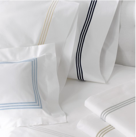 Matouk  Bel Tempo Bed Queen Duvet $448.00