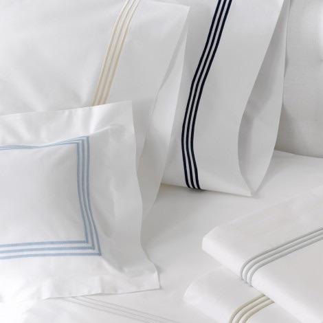 Matouk  Bel Tempo Bed Boudoir Sham with Monogram $99.00