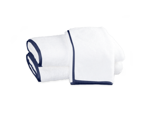 "Matouk  Chiaro Bath Monogram: Applique 12"" for shower curtain $176.00"