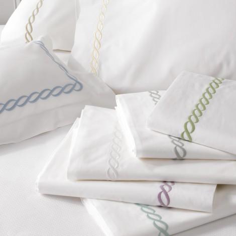Matouk  Classic Chain Bed Standard Sham $135.00
