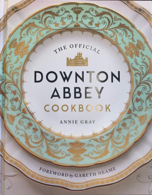 Downton Abbey Cookbook collection with 1 products