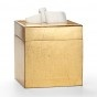 The Boutique Exclusives   La Brazel Tissue Cover, Gold $145.00