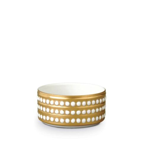 L'Objet  Perle 24k Gold Small Bowl $190.00