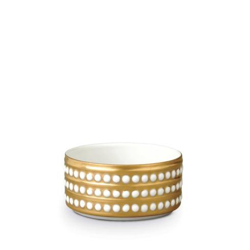 L'Objet  Perle 24k Gold Small Bowl $190.00