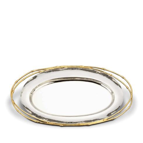 L'Objet  Evoca Evoca Medium Platter $395.00