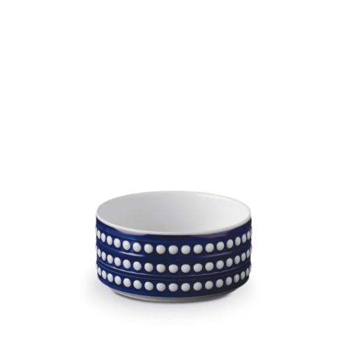 L'Objet  Perle Blue Small Deep Bowl $66.00