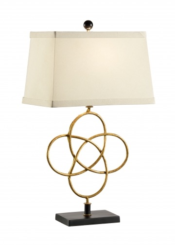 The Boutique Exclusives   Loose Knot Lamp $350.00