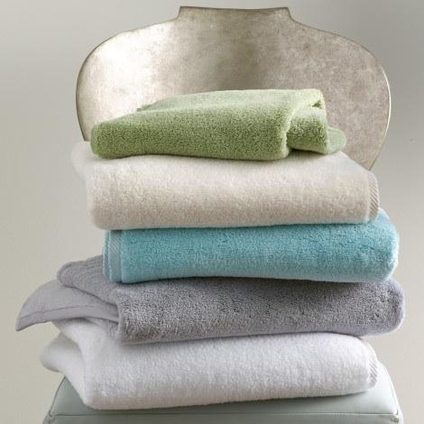 Matouk  Milagro (17 Colors) Monogrammed Milagro Hand Towels (pair) $86.00