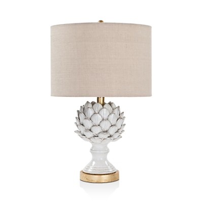 The Boutique Exclusives  Home Furnishing RA Leafy Artichoke Lamp $272.50