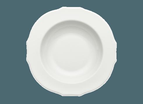 Richard Ginori 1735 Bianco Dutchessa Soup Plate $38.00