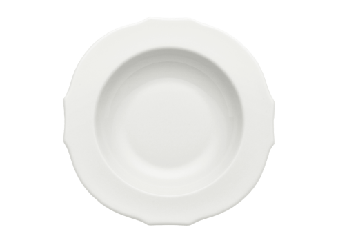Richard Ginori 1735 Bianco Dutchessa Soup Plate $38.00