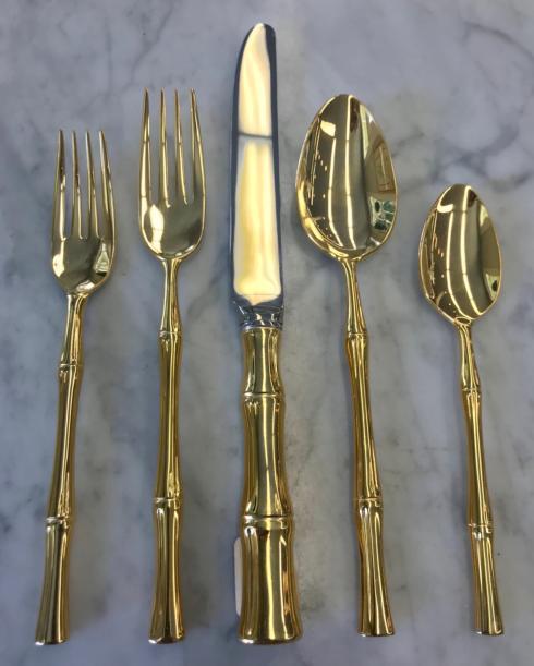 $125.00 Bamboo Gold