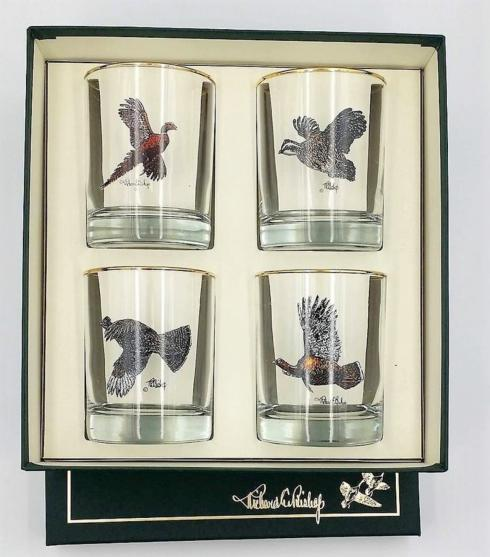 Gamebird collection with 4 products