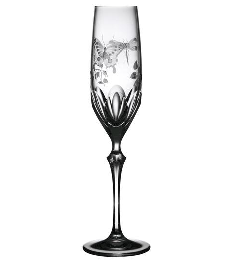 Varga  Springtime Springtime Champagne Flute $185.00