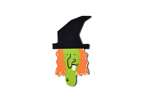 Happy Everything by Coton Colors  Seasonal Witch Big Attachment $24.95