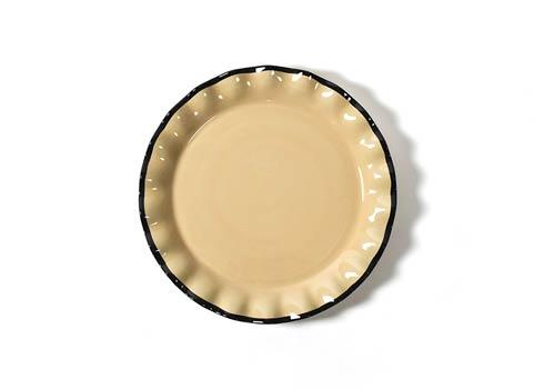Coton Colors  Restored Retro Cobble Midcentury Mix Ruffle Round Platter $49.95