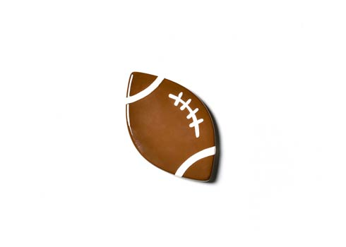 Happy Everything by Coton Colors  Seasonal Football Mini Attachment $16.95