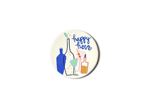 Happy Everything by Coton Colors  Hospitality Happy Hour 2 Mini Attachment $16.95