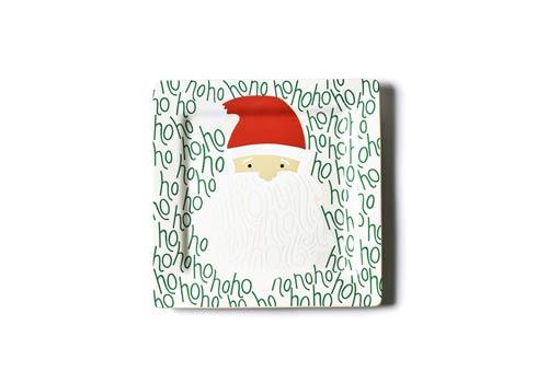 Coton Colors  Christmas Square Platter $49.95