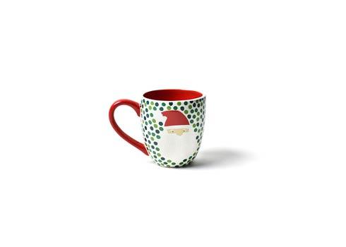 Coton Colors  Christmas Ho Ho Santa Mug $17.95