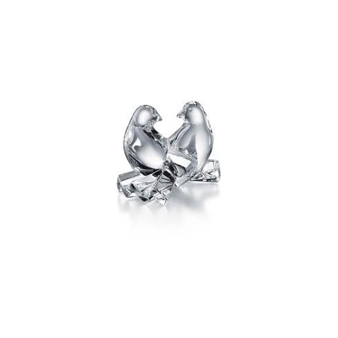 $280.00 Loving Doves Clear