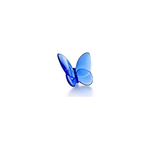 Baccarat  Lucky Butterflies Blue $140.00