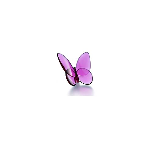 Baccarat  Lucky Butterflies Pink $140.00