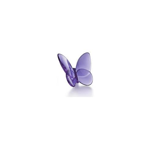 Baccarat  Lucky Butterflies Purple $140.00