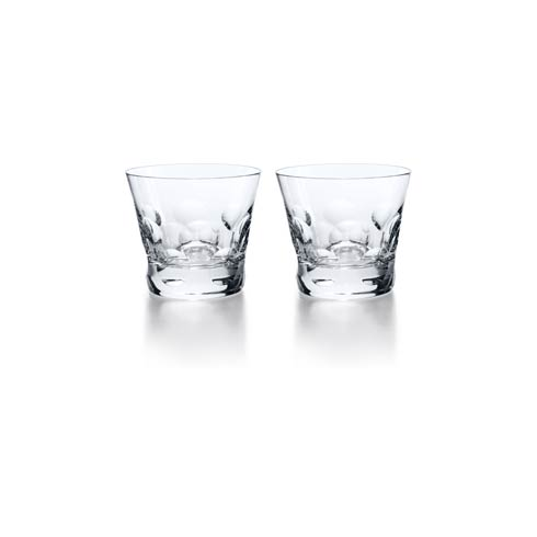 $175.00 Double Old Fashioned Tumbler, Set of Two