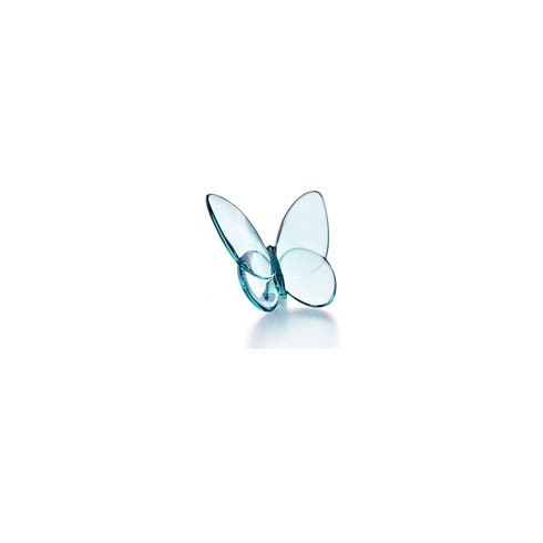 Baccarat  Lucky Butterflies Turquoise $140.00