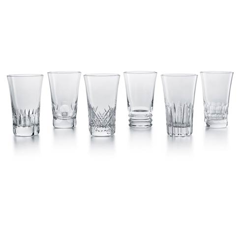 Everyday Baccarat collection with 3 products