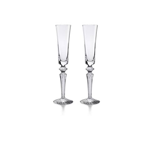 $520.00 Flutissimo Clear, Set of Two