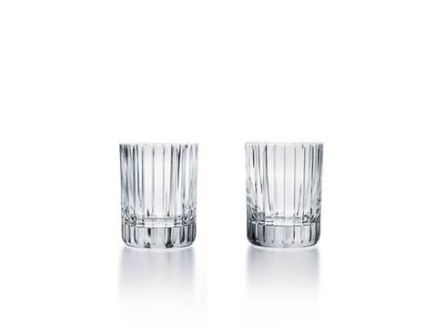 Baccarat  Harmonie Old Fashioned Tumbler, Set of Two $280.00