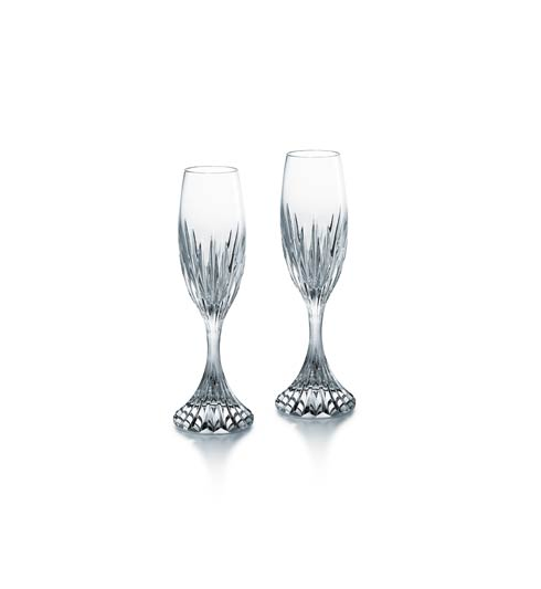 $390.00 Flute, Set of Two