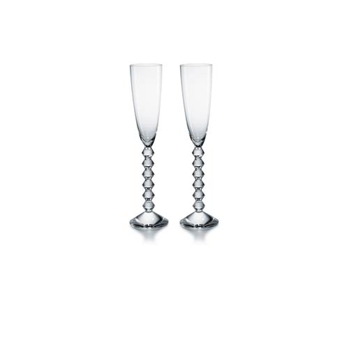 $490.00 Flutissimo Clear, Set of Two