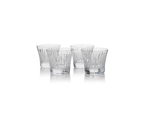 Baccarat   Symphony Double Old Fashioned Tumbler, Set of Four $250.00