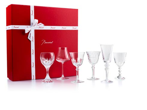 $890.00 Box of Wine, Set of Six
