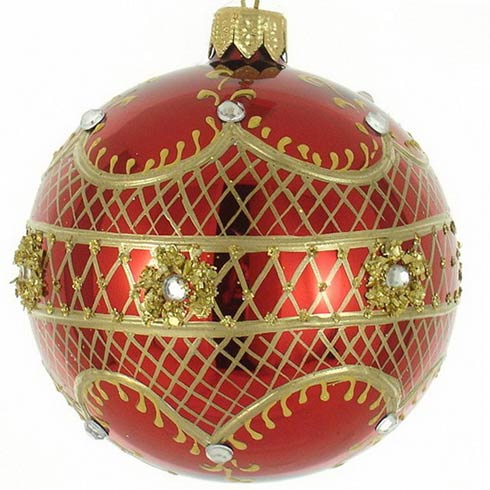 Holiday Ornaments collection with 43 products