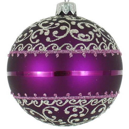 """$79.00 4 Pcs Purple/Silver 4"""""""