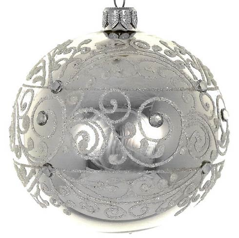 """$79.00 4 Pcs Shiny Silver 4"""""""