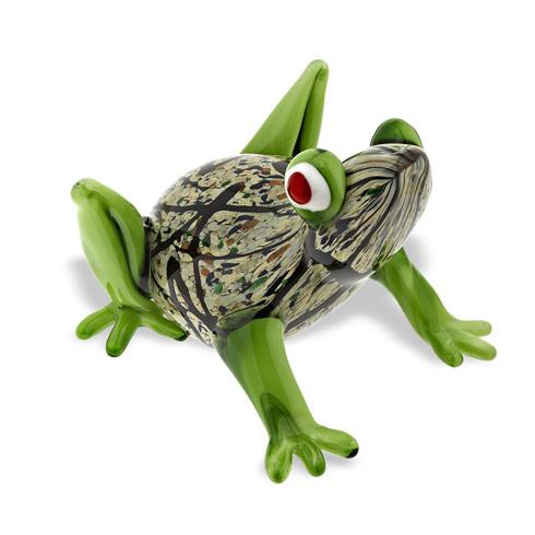 Art Glass Frog