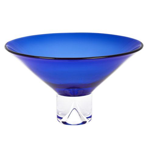 $119.00 Monaco Cobalt Blue Bowl